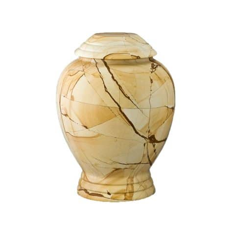 Michigan Cremation Urn Pedestal Stonewood Fullsized